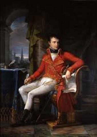 Napoleón se proclama emperador