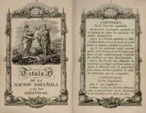 """LA CONSTITUCIÓN DE LA """"PEPA"""":"""