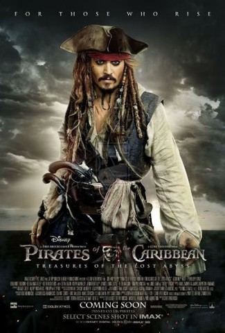 Pirates of the Caribbean 6: Treasures of the Lost Abyss