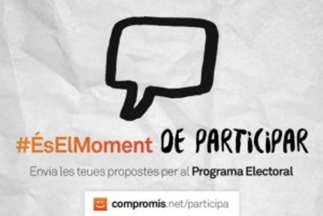 ELABORACIÓN DEL PROGRAMA ELECTORAL
