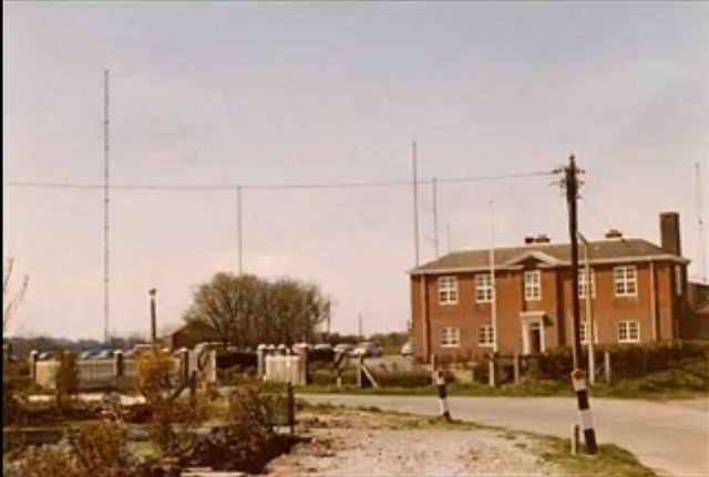 Portishead Radio station was born