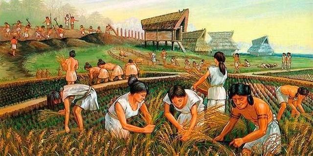AGRICULTORES Y GANADEROS