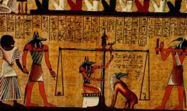Surge la comunidad pre-estatal egipcia