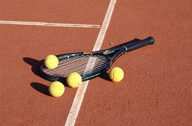 The day I started playing tennis