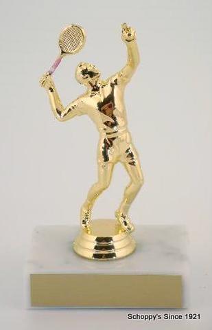 I won my First Tennis Trophy