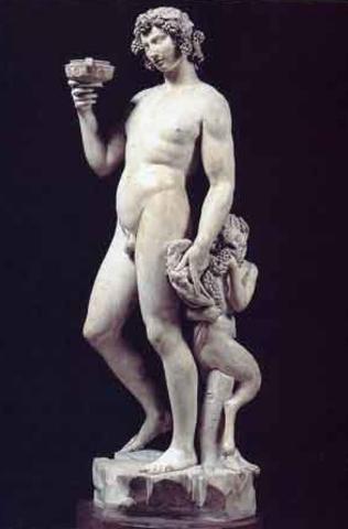Michelangelo a Roma (primo viaggio)