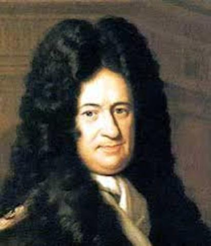 Gottfried Wilheml von Leibniz