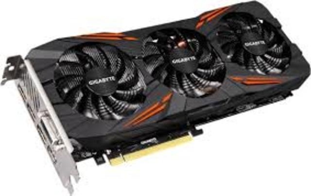 GTX 1070 gigabyte