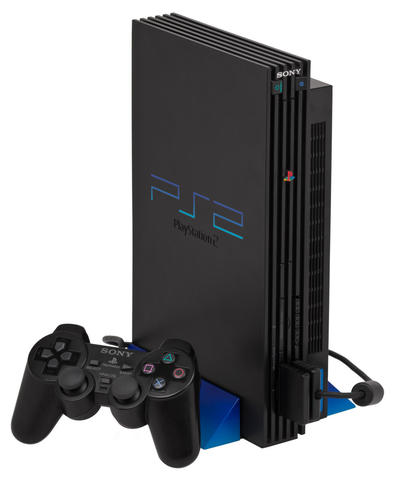 Console Release- The Playstation 2