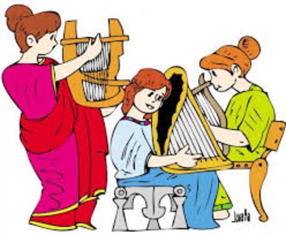 Antzinako musika (5000 a. C.-476 d. C.)