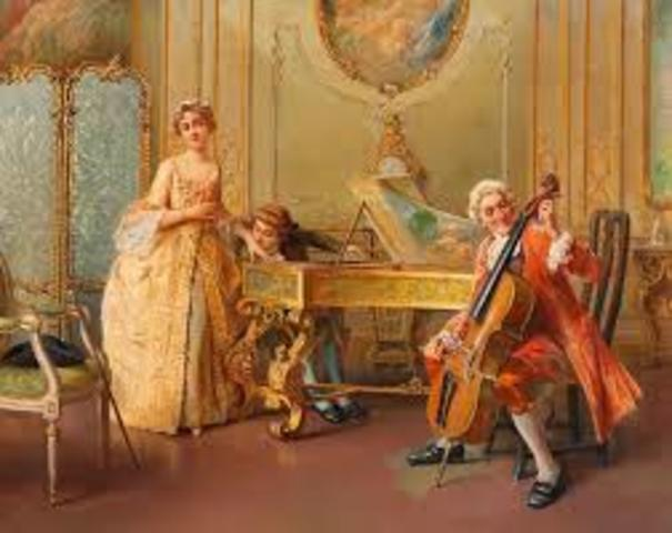 Klasicismoa (1750-1800)