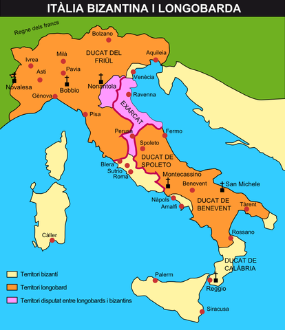 Conquesta de la Península Itàlica