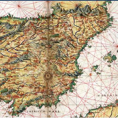 PENÍNSULA IBÈRICA AL SEGLE XIV I XV timeline