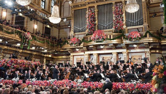 Πρωτοχρονιάτικη Συναυλία της Ορχήστρας της Βιέννης
