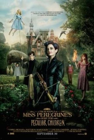 Miss peregrine's home for particular children