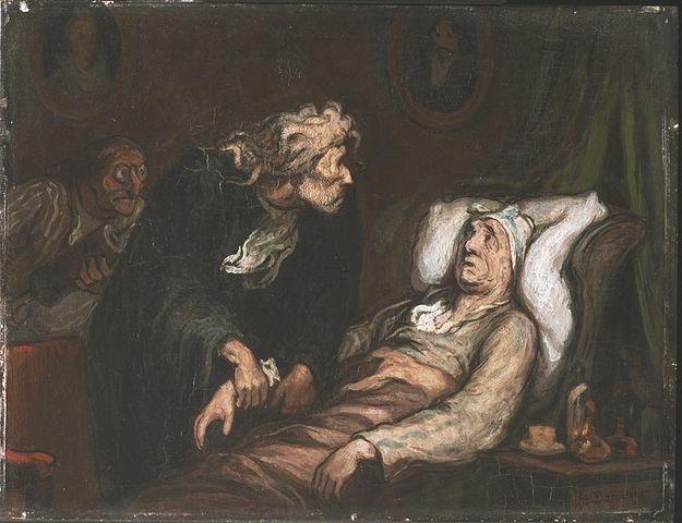 Ο κατά φαντασίαν ασθενής