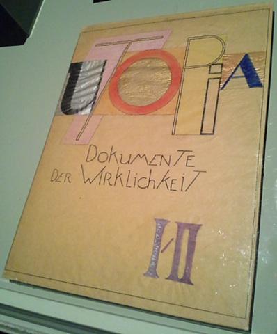 Oskar Schlemmer - Utopia