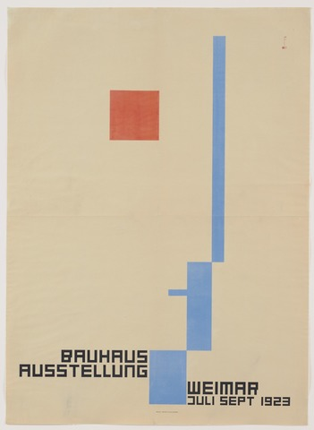 Fritz Schleifer - Bauhaus Ausstellung