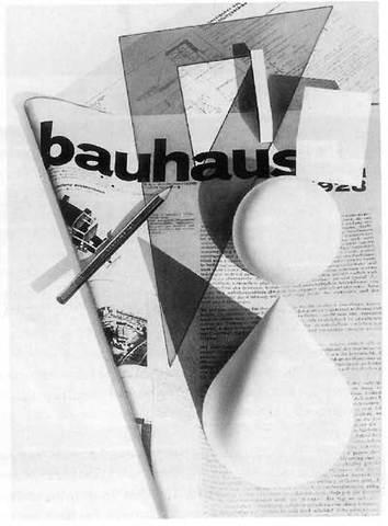Herbert Bayer - Bauhaus Magazine Cover
