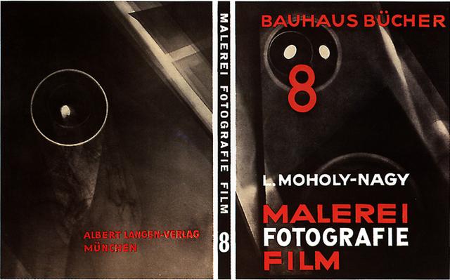 László Moholy-Nagy - Malerei Fotografie Film