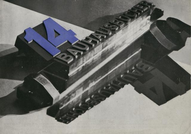 """László Moholy-Nagy - """"Bauhaus Bücher"""""""
