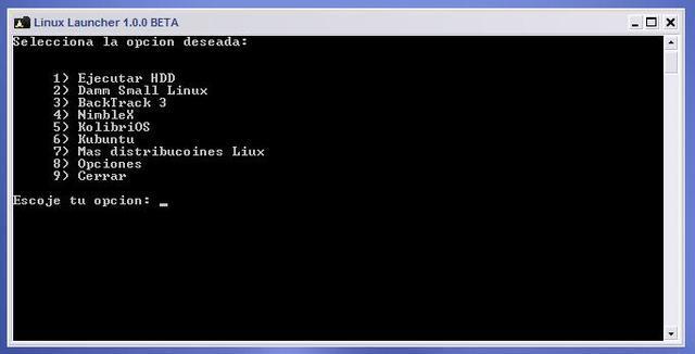 Primera Versión de Linux