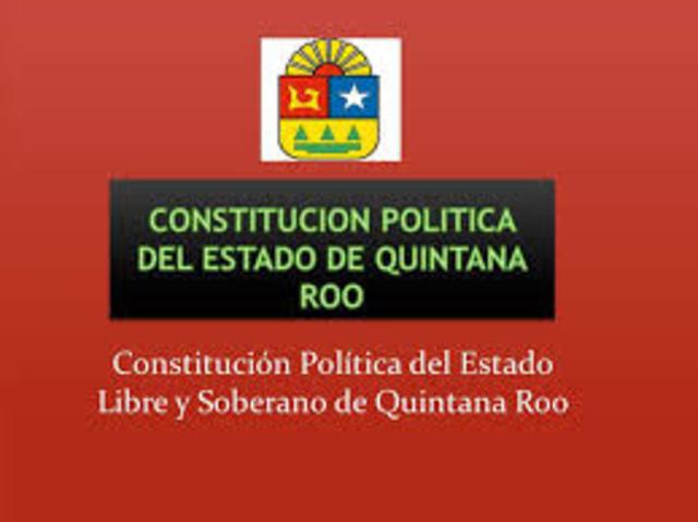 Reforma Constitucional de Quintana Roo