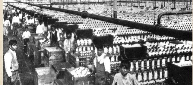Conflicto Textil en Puebla.