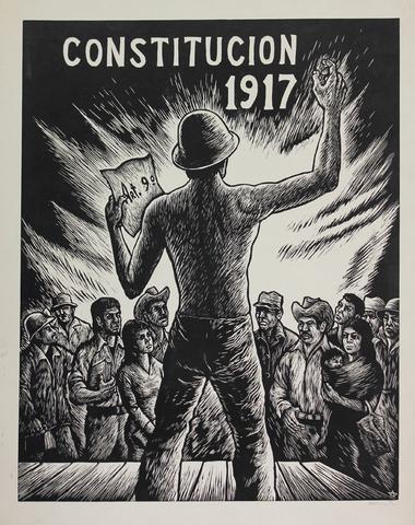 Declaración de Derechos Sociales de 1917 y el Derecho Colectivo del Trabajo.