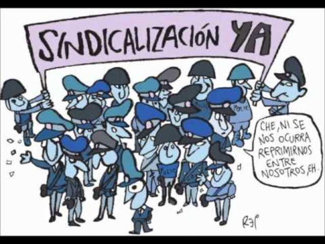 Derecho de Sindicalización.