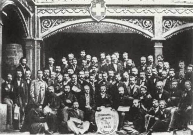 Segunda Asociación Internacional de los Trabajadores.