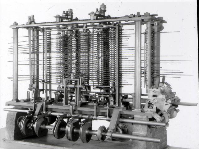 Maquina analitica 1816