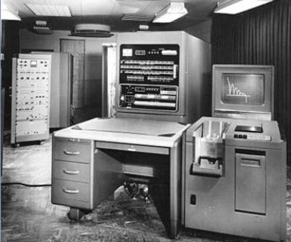 IBM TX.0 1958