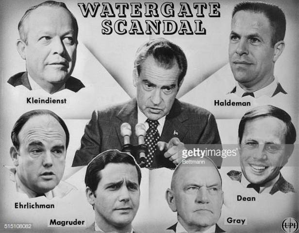 The Watergate Break-in