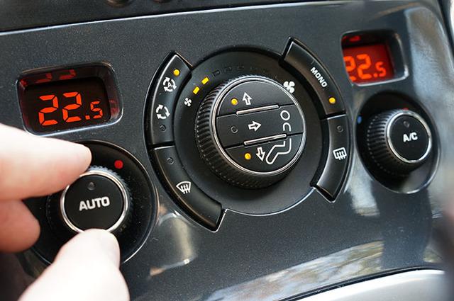 Calefacció per cotxes