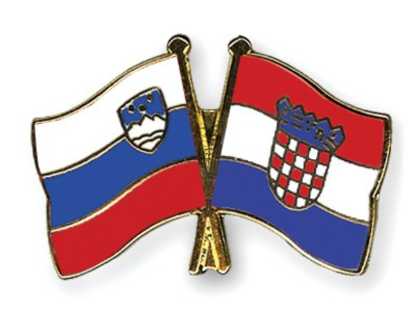 Slovenia and Croatia declare independence