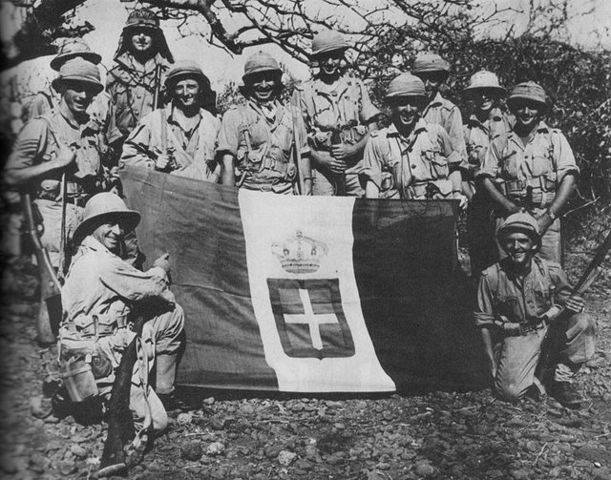 South Africa- WW2