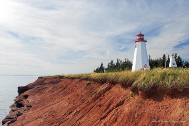 Viaje a PEI y Nova Scotia