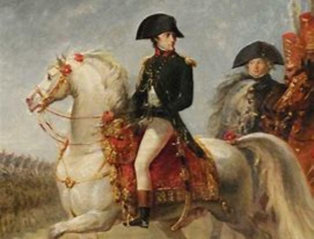 Golpe de estado dado por el general Napoleón Bonaparte