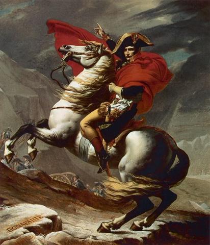 Napoleón es derrotado por la liga de países encabezada por Austria, Prusia, Rusia y Reino Unido en Waterloo