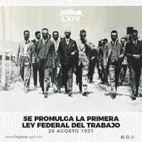 LA LEY DE 1931.