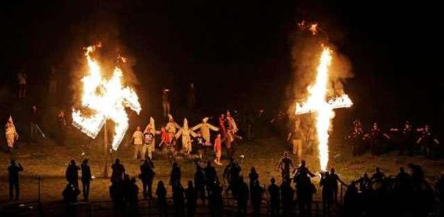 Klu Klux Klan Formed