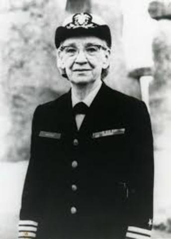 Grace Murray Hoper