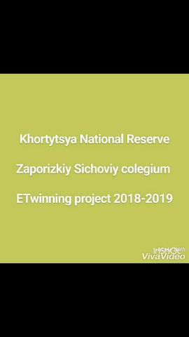 Video about Khortytsya