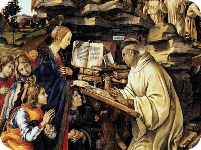 Entre el siglo XIII y XIV