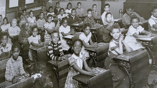 1954 Brown v Board of Education