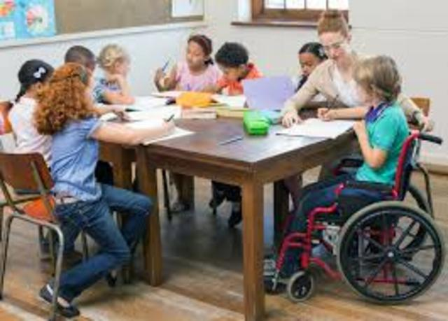 1975 Education for All Handicapped Children Act (EHA)