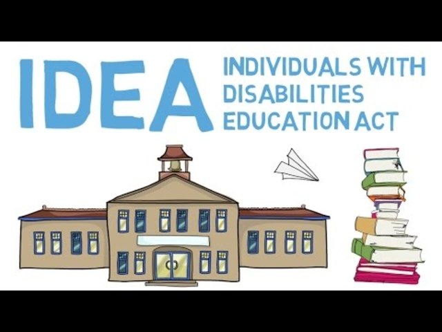 1990 Individuals with Disabilities Education Act (IDEA)