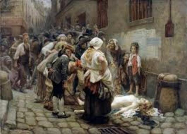 Consecuencias laborales de la Rev. Francesa.