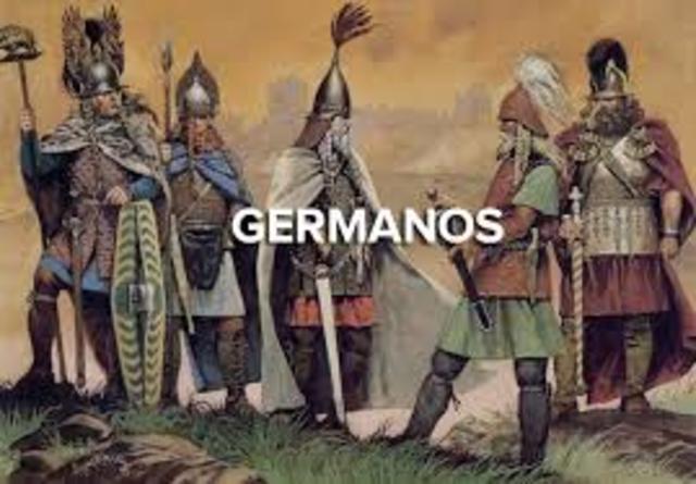 LOS GERMANICOS